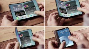 Samsung'dan Katlanabilir Tablet Geliyor