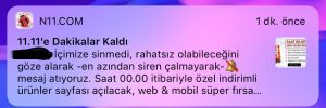 n11 Sosyal Medya Üzerinden Boykota Maruz Kaldı!