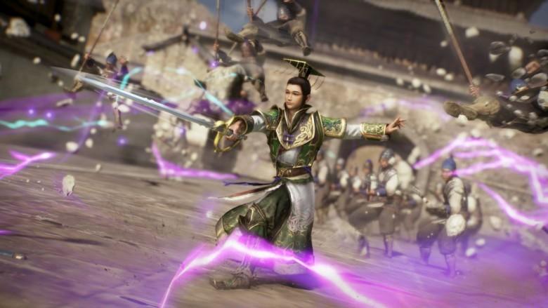 Steam'de Dynasty Warriors 9 Ücretsiz Oyna
