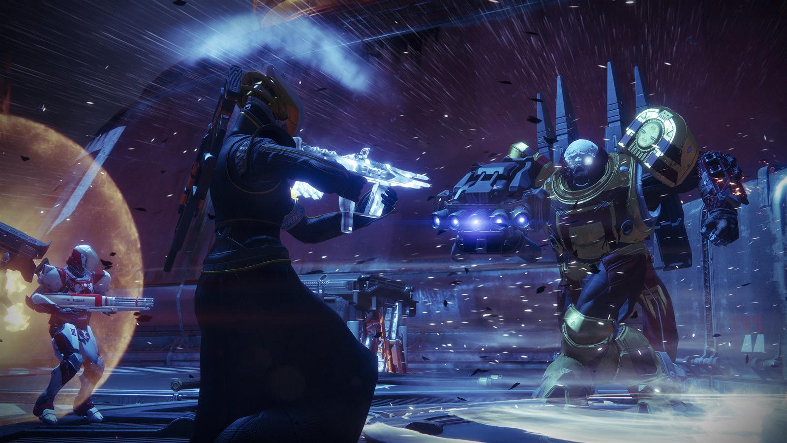 Destiny 2 18 Kasım'a Kadar Ücretsiz Oynanabilir