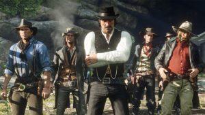 Red Dead Redemption 2 Oyunu Rekorlar Kırmaya Başladı