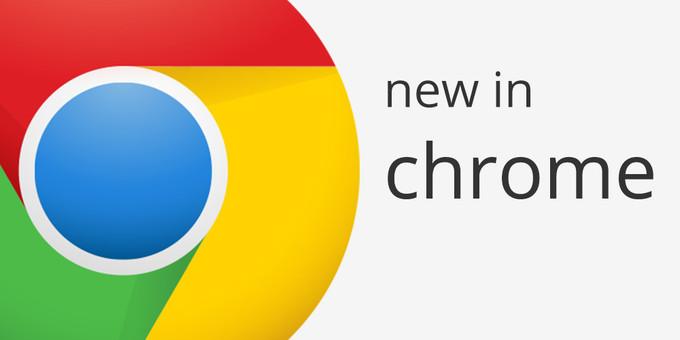 Chrome Parmak Hareketleri Android İçin Geliyor