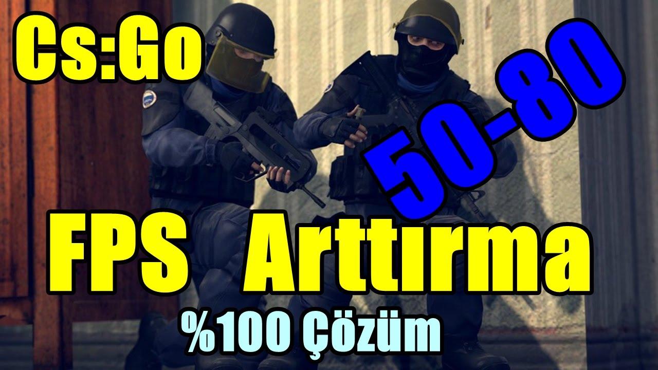 CS:GO FPS Arttırma Taktikleri 2020