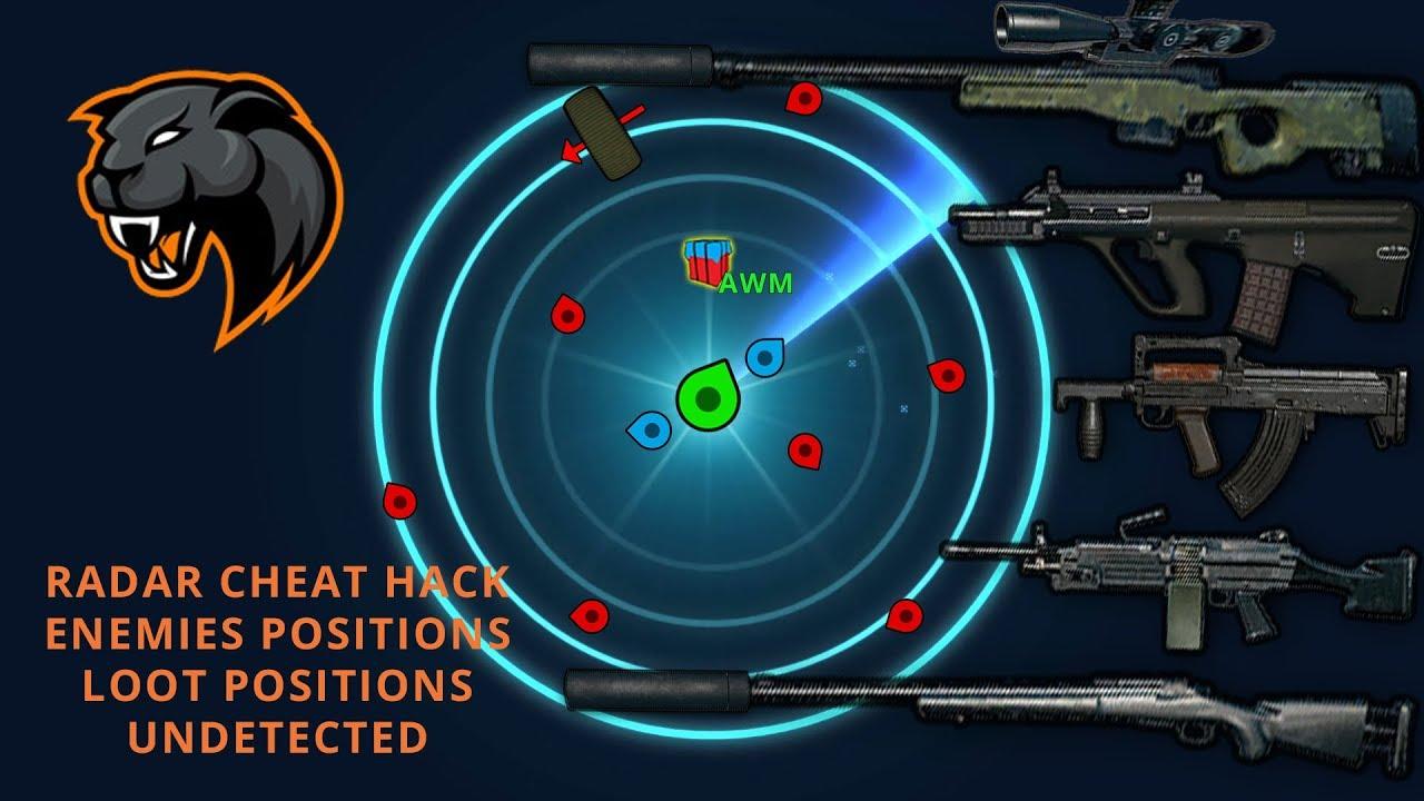 PUBG Radar Hilesi Yapanlara Acımıyor!