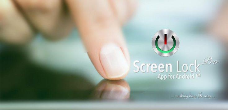 Screen Lock : Pro screen off and lock v5.0.3 APK