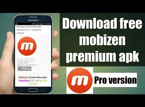 Mobizen Premium v3.7.4.11 APK