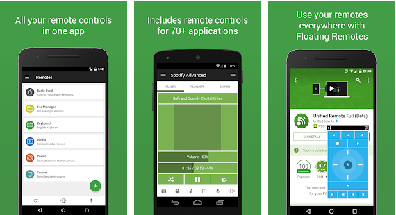 Unified Remote Full v3.15.1 APK
