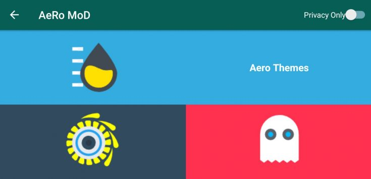 Whatsapp Aero v8.20 APK indir (Son Sürüm)