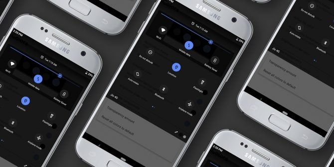 Power Shade Pro Notification Bar Changer & Manager v15.56 APK indir