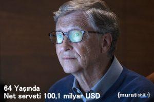 Bill Gates, Microsoft'tan İstifa Etti!