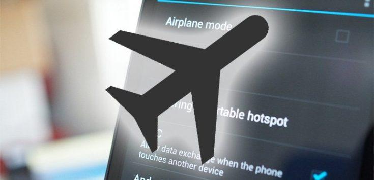 Uçak Modu Açıkken İnternete Girme Taktiği