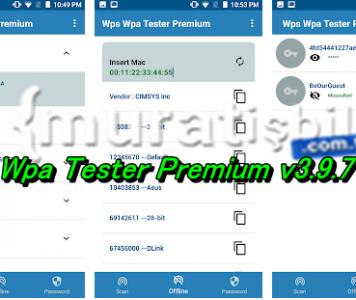 Wps Wpa Tester Premium v3.9.7 APK