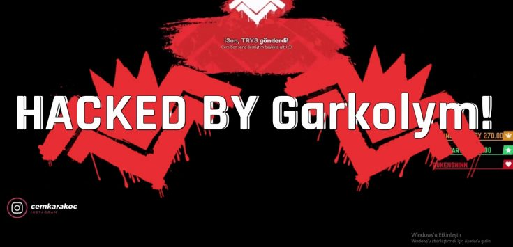Streamlabs'ı Hackleyen Rus Hacker Garkolym!