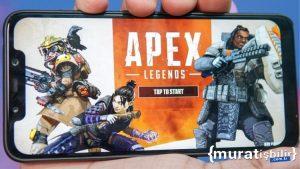 Apex Legends Mobile için Harekete Geçti