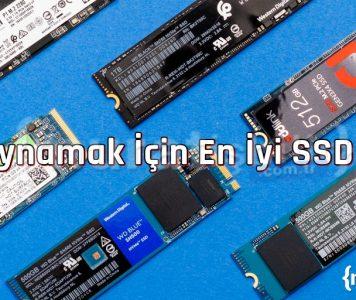 Oyun Oynamak İçin En İyi SSD Nedir? - 2020