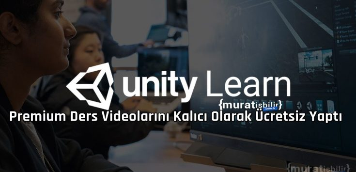 Unity, Premium Ders Videolarını Kalıcı Olarak Ücretsiz Yaptı