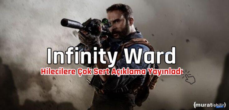 Infinity Ward, Hilecilere Çok Sert Açıklama Yayınladı