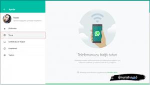 WhatsApp Web Karanlık Mod Nasıl Kullanılır?