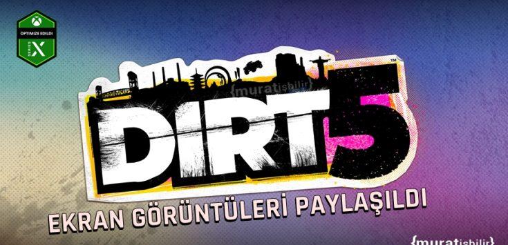 Codemasters, Dirt 5'in Yeni Ekran Görüntülerini Paylaştı