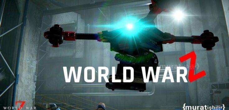 World War Z'nin Drone Master Güncellemesi Yayınlandı
