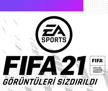 FIFA 21'e Ait Bazı Görüntüler Sızdırıldı