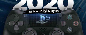 PlayStation 5 İçin Açıklanan En İyi 5 Oyun