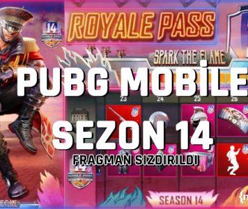 PUBG Mobile Sezon 14 Tanıtımı Sızdırıldı!