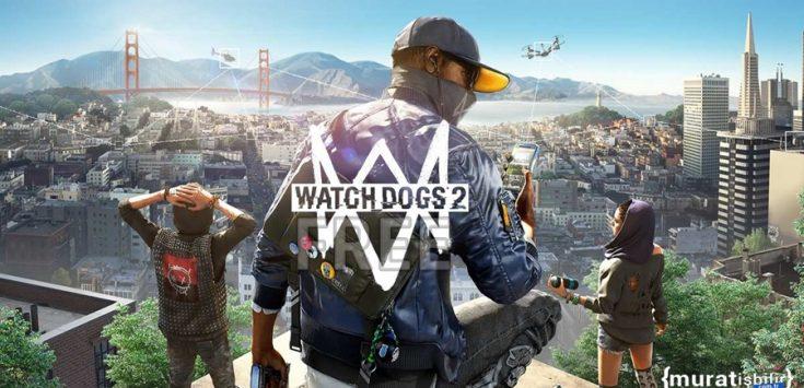 Ubisoft, Watch Dogs 2'yi Ücretsiz Dağıtacak