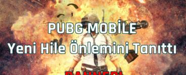 Pubg Mobile Yeni Hile Önlemini Tanıttı