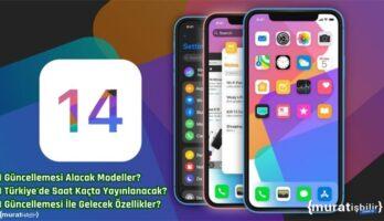 iOS 14 Güncellemesi Hakkında Açıklananlar