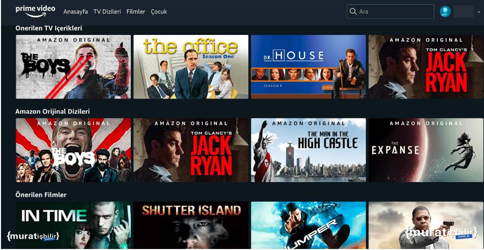 Amazon Prime, Uygun Fiyatıyla Türkiye'de