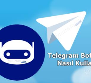 Telegram Botu Nedir, Nasıl Kullanılır?