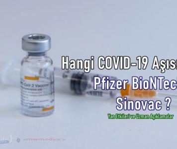 Hangi COVID-19 Aşısı Etkili?
