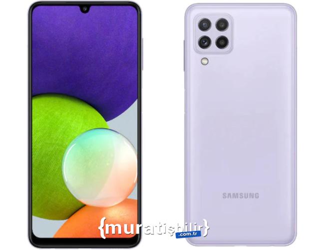 Samsung, Galaxy A22 Fiyatı ve Özellikleri
