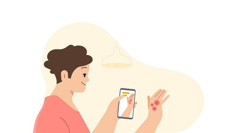 Google Dermatoloji Odaklı Yeni Uygulamasını Tanıttı