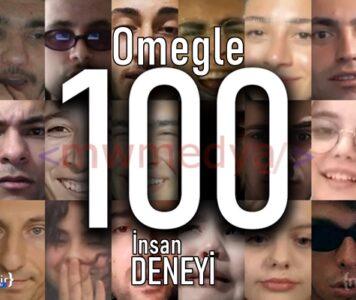 Omegle'de 100 İnsan Deneyi Yapıldı