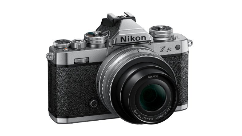 Retro Tasarımlı Nikon Z fc Özellikleri