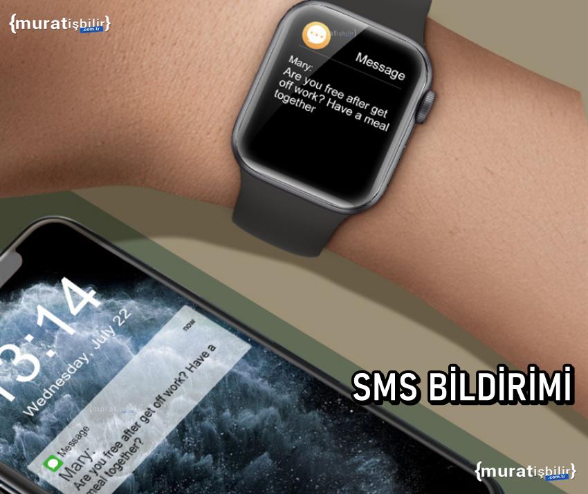 Smart Watch 6 İncelemesi