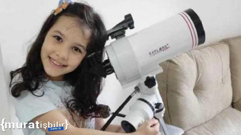 7 Yaşında 7 Asteroit Keşfeden Dünyanın En Genç Astronomu