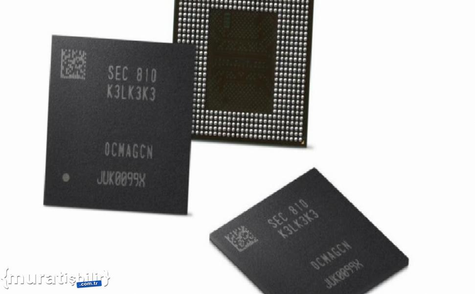 8533 MHz Hız Sunan LPDDR5X Bellek Standardı Duyuruldu