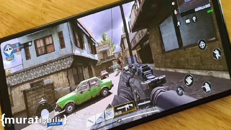 Android 12'ye PlayStation 5 Özelliği
