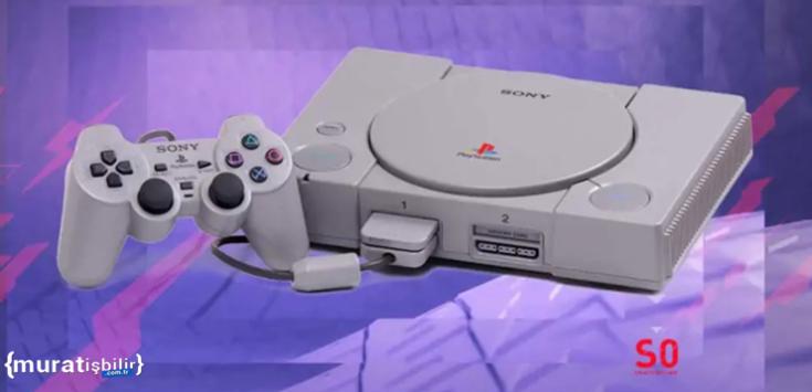 PS1 Açılış Ekranı Logosunun Aslında 3D Olduğu Ortaya Çıktı
