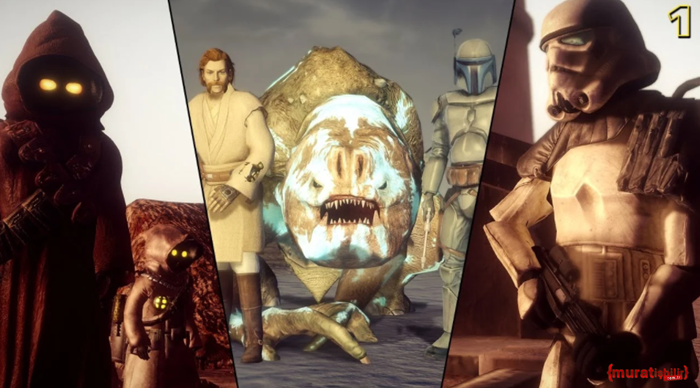 Fallout: New Vegas'a Star Wars Modu Güncellemesi
