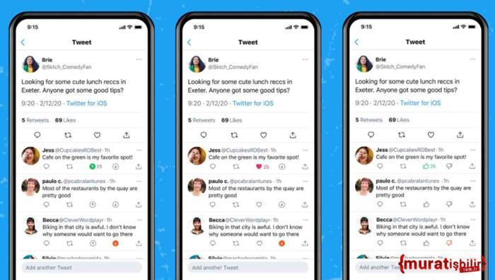 Twitter, 'Beğenmeme' Özelliği
