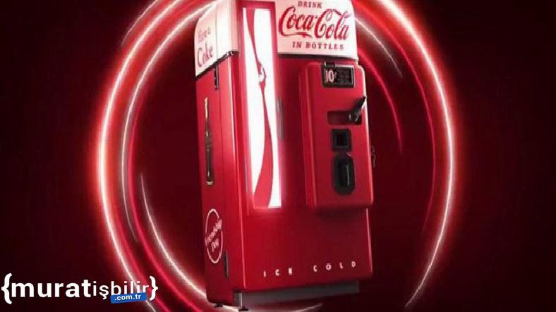 Coca-Cola, İlk NFT'sini Satışa Çıkarıyor