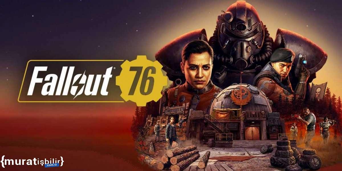 Fallout 76, Kısa Süre Xbox'ta ve Bethesda Ücretsiz