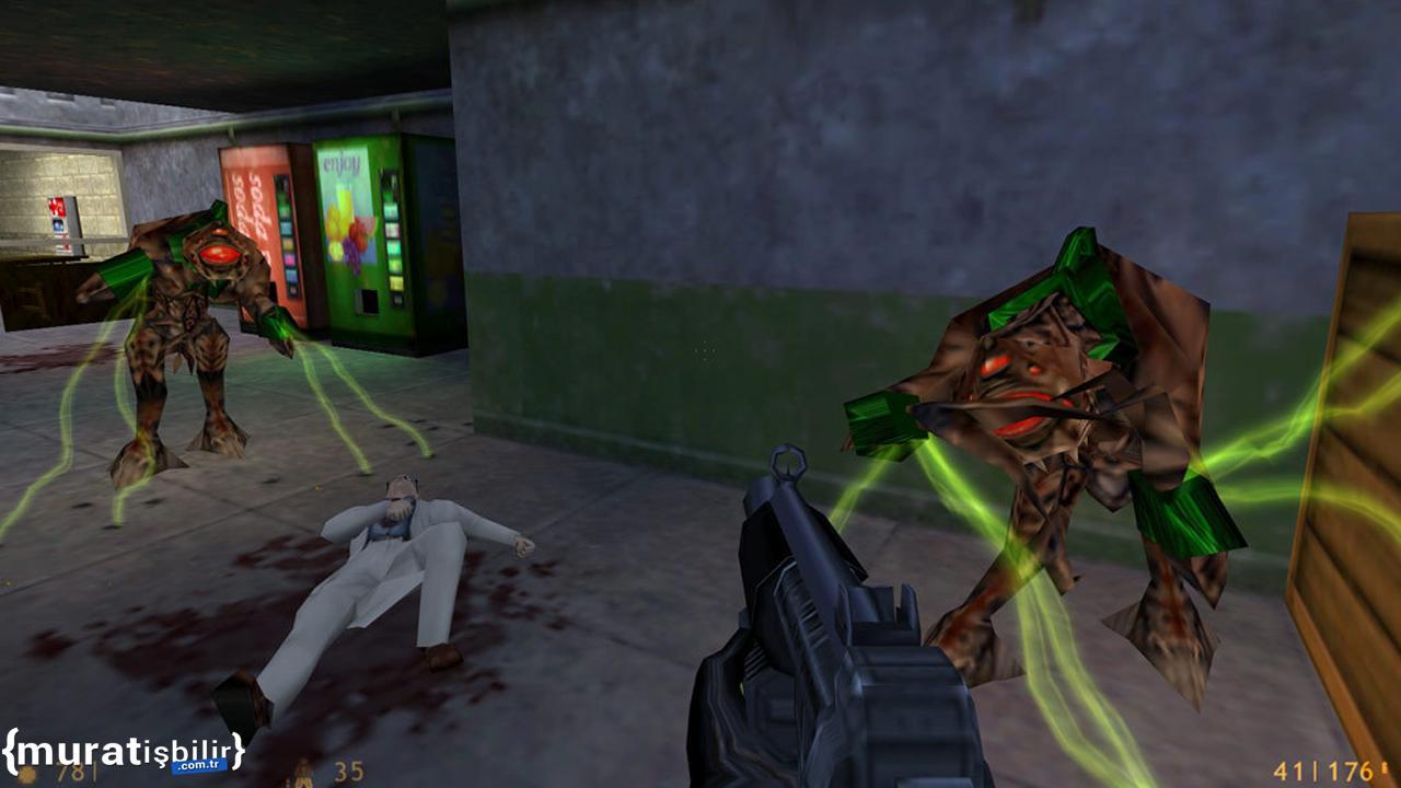 Half Life'ın İlk Prototipi TikTok'ta Paylaşıldı!
