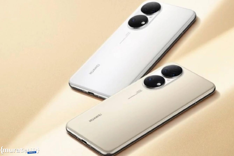 HarmonyOS İşletim Sistemli Huawei P50 Serisi Tanıtıldı