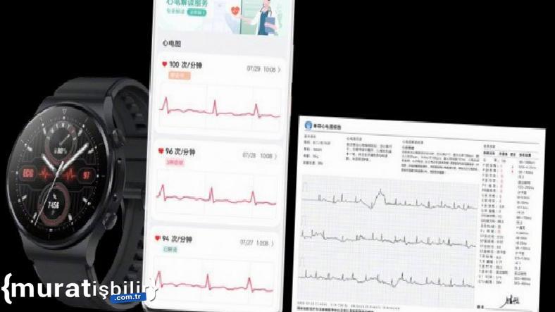 Huawei Watch GT 2 Pro EKG ve Band 6 Pro Duyuruldu