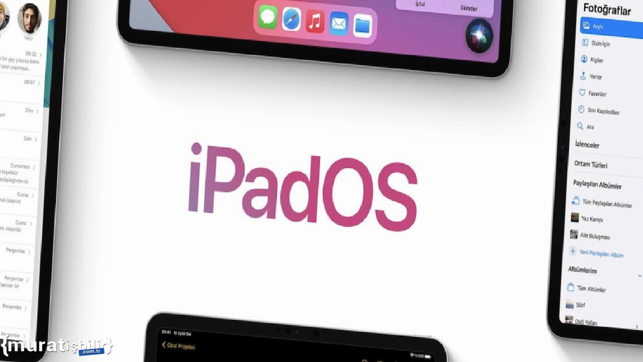 iPadOS 14.7 Güncellemesi Çıktı